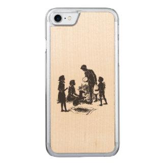 Capa iPhone 8/ 7 Carved As crianças do vagão coberto: Henry tem duas