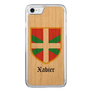Capa iPhone 8/ 7 Carved Bandeira de país Basque