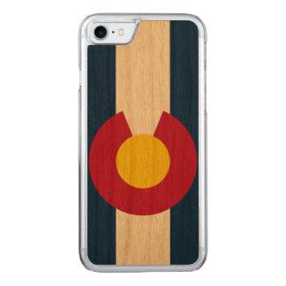 Capa iPhone 8/ 7 Carved Bandeira do estado de Colorado