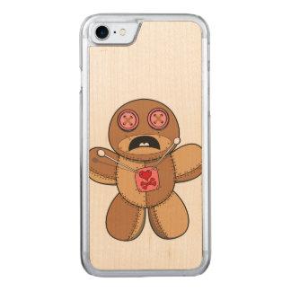 Capa iPhone 8/ 7 Carved Boneca do Voodoo