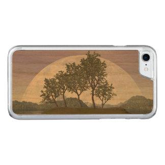 Capa iPhone 8/ 7 Carved Bonsais do pinho - 3D rendem