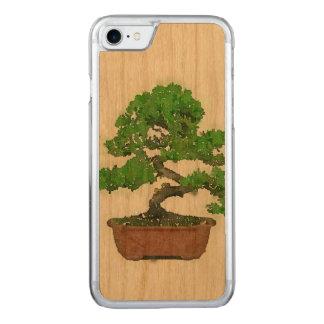 Capa iPhone 8/ 7 Carved Caixa da madeira do iPhone 7 de Apple: Árvore