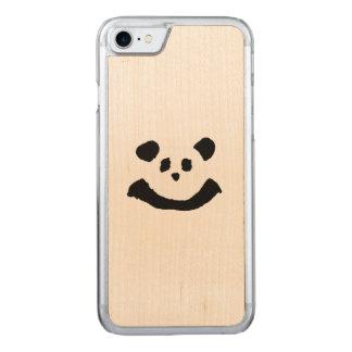 Capa iPhone 8/ 7 Carved Cara da panda