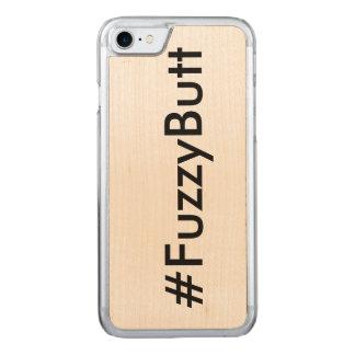 Capa iPhone 8/ 7 Carved Caso de FuzzyButt IPhone 7