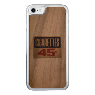 Capa iPhone 8/ 7 Carved cigarros 45¢