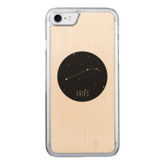 Capa iPhone 8/ 7 Carved Constelação do Aries