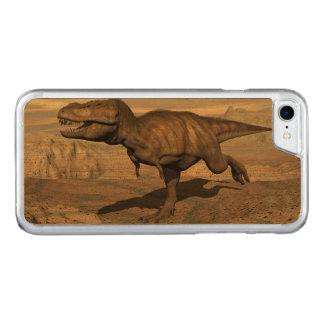 Capa iPhone 8/ 7 Carved Corredor do tiranossauro - 3D rendem