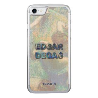 Capa iPhone 8/ 7 Carved Dançarinos azuis impressionista franceses de Edgar