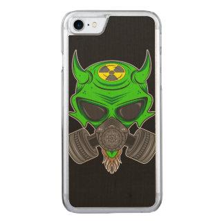 Capa iPhone 8/ 7 Carved DefCon 6 (verde)