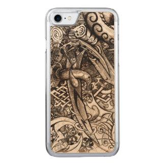 Capa iPhone 8/ 7 Carved Desenho detalhado intrincado da mão das lâminas
