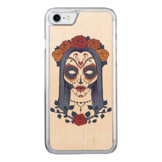 Capa iPhone 8/ 7 Carved Dia da mulher do morto