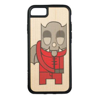 Capa iPhone 8/ 7 Carved Diabo pequeno tímido