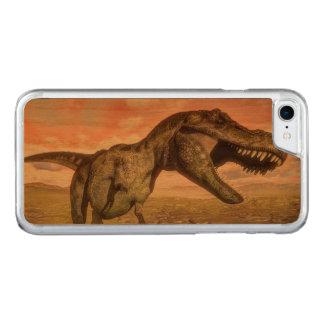Capa iPhone 8/ 7 Carved Dinossauro do rex do tiranossauro que ruje
