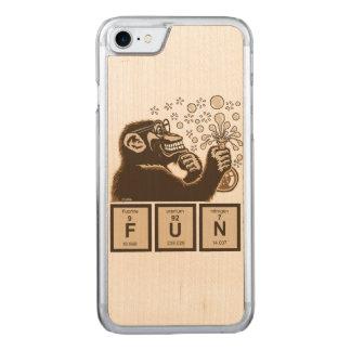 Capa iPhone 8/ 7 Carved Divertimento descoberto macaco da química