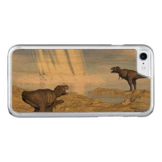 Capa iPhone 8/ 7 Carved Extremidade dos dinossauros