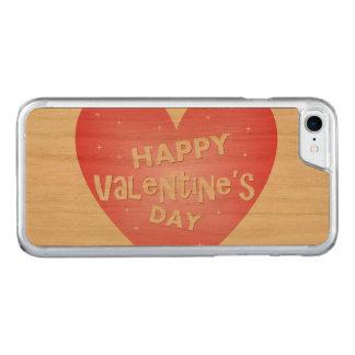 Capa iPhone 8/ 7 Carved Feliz dia dos namorados