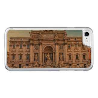 Capa iPhone 8/ 7 Carved Fonte do Trevi, Roma, Italia