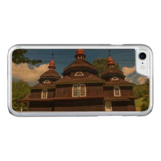 Capa iPhone 8/ 7 Carved Igreja Católica grega, Nizny Komarnik, Slovakia