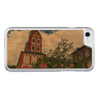 Capa iPhone 8/ 7 Carved Igreja de St Bartholomew, Liege, Bélgica