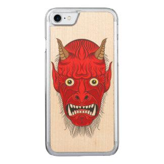 Capa iPhone 8/ 7 Carved Ilustração do demónio