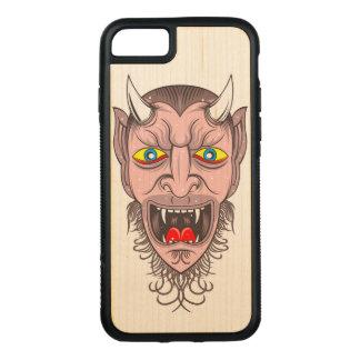 Capa iPhone 8/ 7 Carved Ilustração do diabo