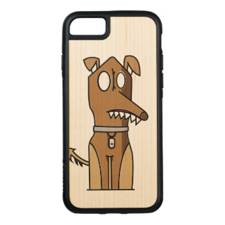 Capa iPhone 8/ 7 Carved Ilustração do filhote de cachorro