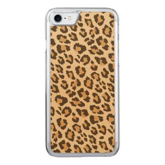Capa iPhone 8/ 7 Carved Impressão do leopardo