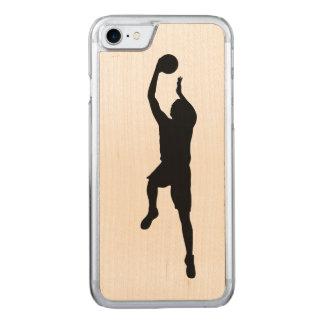 Capa iPhone 8/ 7 Carved Jogador de basquetebol