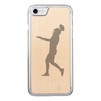 Capa iPhone 8/ 7 Carved Jogador de futebol americano