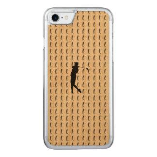 Capa iPhone 8/ 7 Carved Jogador de golfe