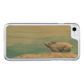 Capa iPhone 8/ 7 Carved Lebre ártica, lepus ártico, ou coelho polar
