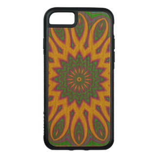 Capa iPhone 8/ 7 Carved Mandala vibrante
