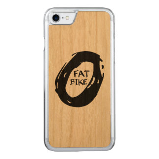 Capa iPhone 8/ 7 Carved Mountain bike gordo