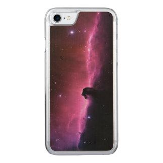 Capa iPhone 8/ 7 Carved Nebulosa de surpresa de Horsehead