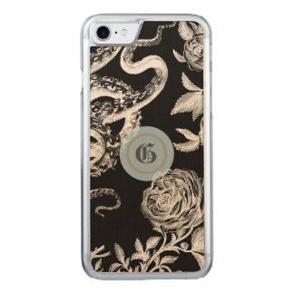 Capa iPhone 8/ 7 Carved O calamar e o rosa