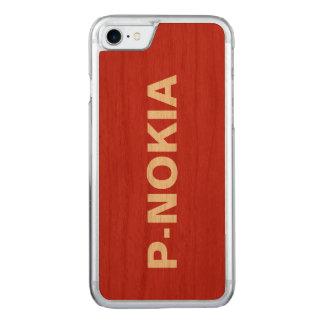 CAPA iPhone 8/ 7 CARVED P-NOKIA