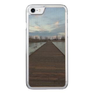Capa iPhone 8/ 7 Carved Para o exemplo do lago