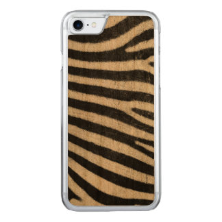 Capa iPhone 8/ 7 Carved Pele de Zebra