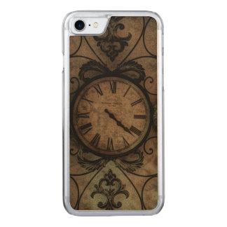 Capa iPhone 8/ 7 Carved Pulso de disparo de parede antigo gótico Steampunk