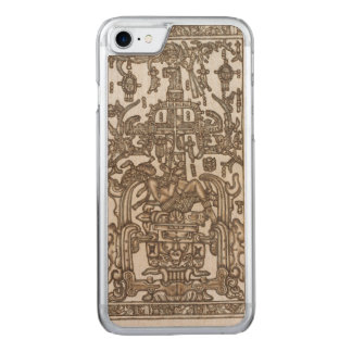 Capa iPhone 8/ 7 Carved Régua maia Pakal Kim