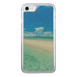 Capa iPhone 8/ 7 Carved Seascape tropical azul, Palau