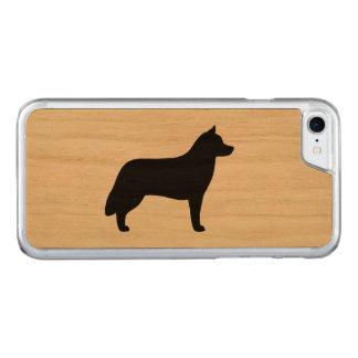 Capa iPhone 8/ 7 Carved Silhueta do rouco Siberian