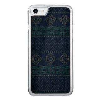 Capa iPhone 8/ 7 Carved Teste padrão feito malha Natal