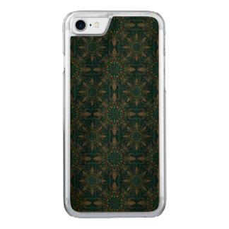 Capa iPhone 8/ 7 Carved Teste padrão floral étnico abstrato colorido de da