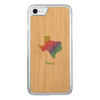 Capa iPhone 8/ 7 Carved Texas