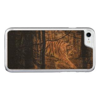 Capa iPhone 8/ 7 Carved Tigre selvagem majestoso dos animais selvagens da