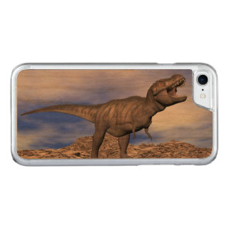Capa iPhone 8/ 7 Carved Tiranossauro que ruje - 3D rendem