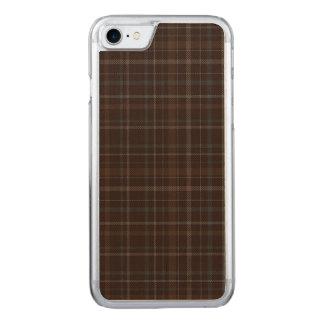 Capa iPhone 8/ 7 Carved Xadrez do h-Inich do na de Achaidh do Loch