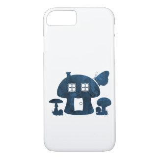 Capa iPhone 8/ 7 Casa do cogumelo