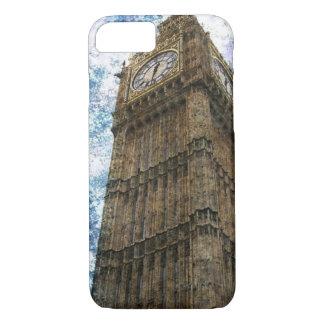 Capa iPhone 8/ 7 Casas de Reino Unido do parlamento Londres Big Ben